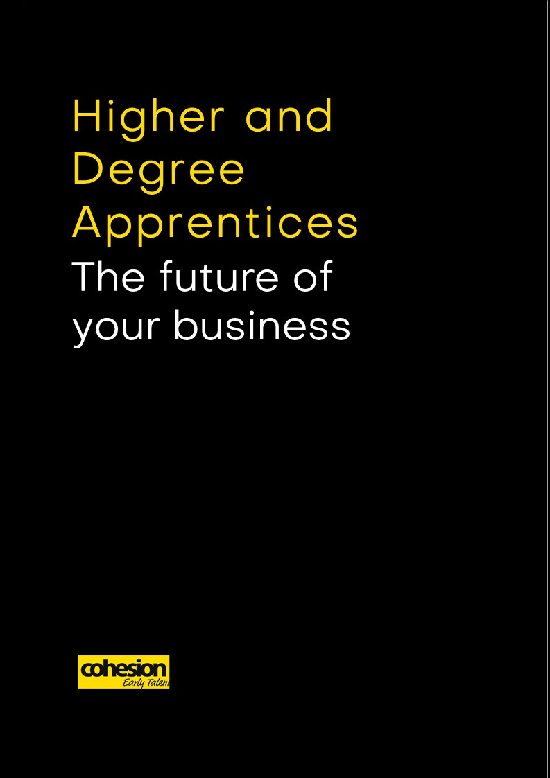 Higher and Degree Apprentices